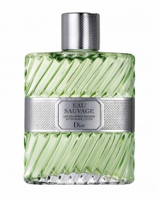 Aftershave de 'Eau Sauvage' de Dior